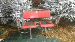 Vintage Ski Chair 6