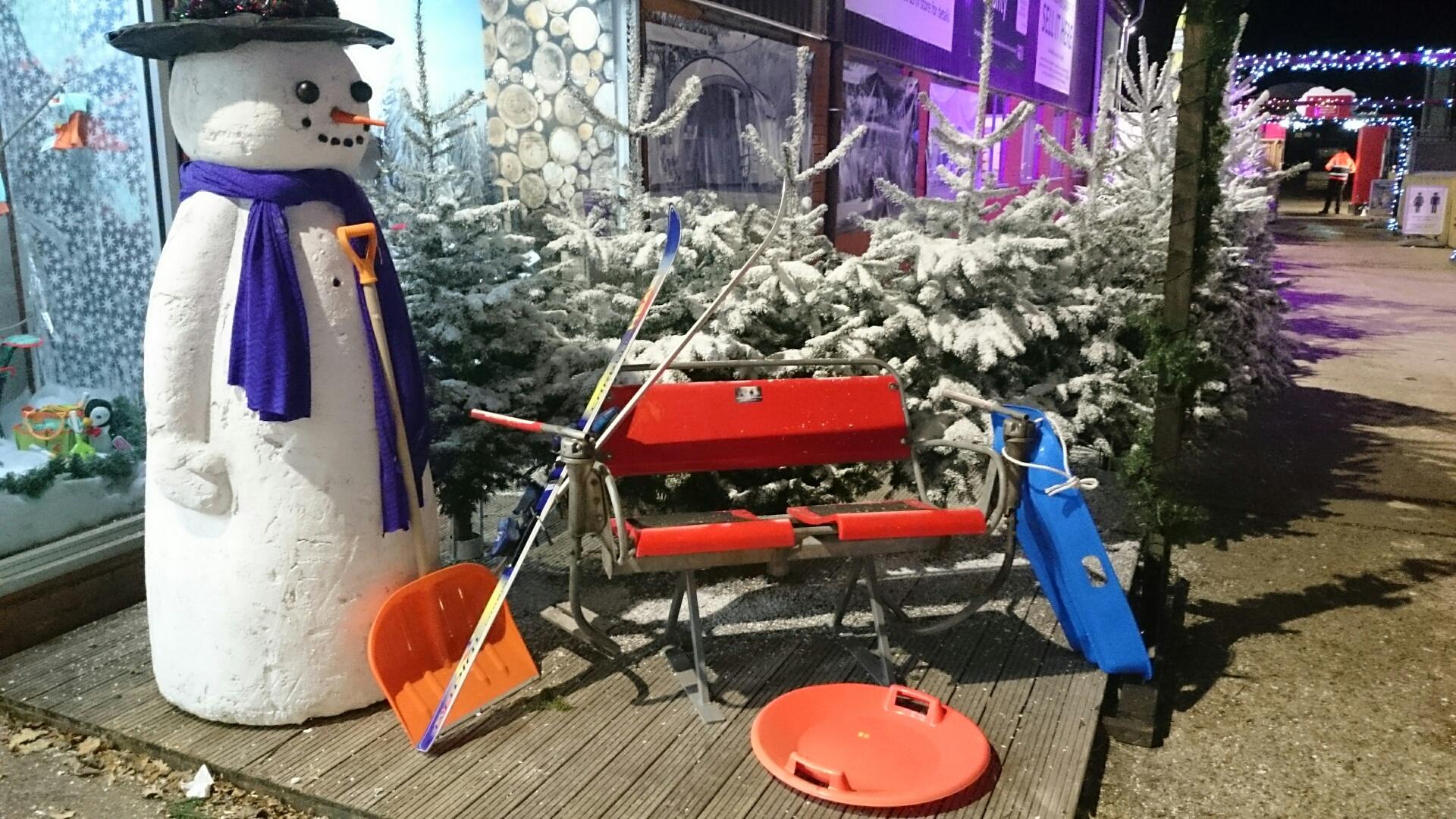 Vintage Ski Chair 5