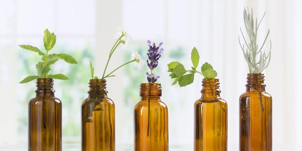 SHSG Jan 2021: Using Essential Oils