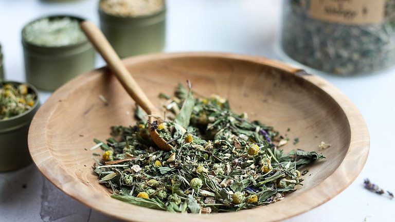 Syracuse HSG April 2021: Making Herbal Incense!