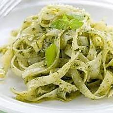 Tagliatelles au Pesto