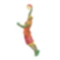 basketball-player-polygon-drawing_23-214