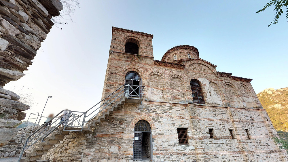 Асенова крепост, Петрич, Св. Богородица