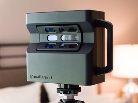 Професионален апарат за пространствено сканиране и визуализация.