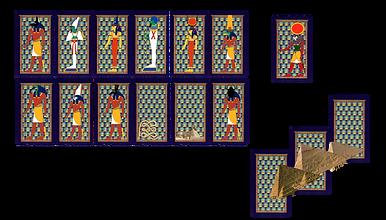 Transcurso egipcio, Anubis, Osiris, Isis, Ptah, Hathor, Sobek, Tot, Horus, Set, Apep, Esfinge, Khepri, Menkaura, Khafre, Khufu, Ra, tarot, lectura, tirada, tarotista, precio asequible, precios, Sergiomancias, Uruguay
