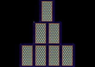 La pirámide del éxito, tarot, lectura, tirada, tarotista, precio asequible, precios, Sergiomancias, Uruguay