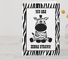 Zebra Strong Rare Disease Awareness