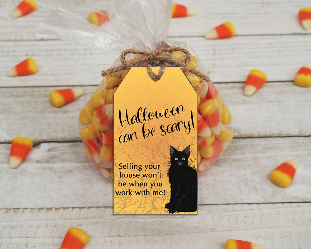 Halloween Pop By Tag