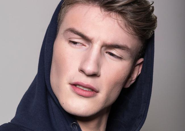Makeup Haroz Photography JR Model Management Model Duco