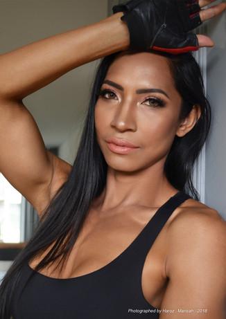 Makeup + Photography Haroz Model Marisah