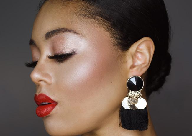 Makeup + Photography Haroz Model Tijani Kromosoeto