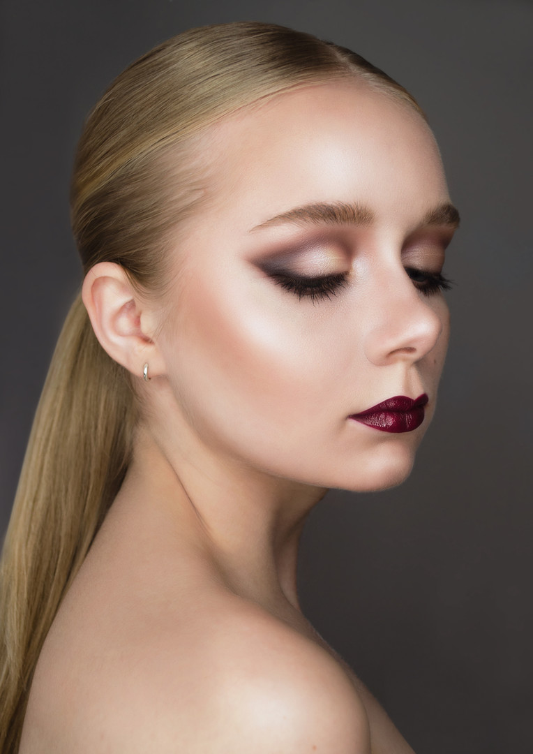 Makeup + Photography Haroz Model Daria Romanko