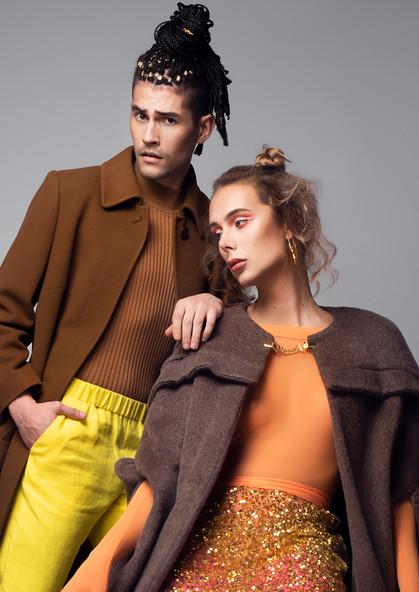 Model Jody Rouwenhorst x Pedro
