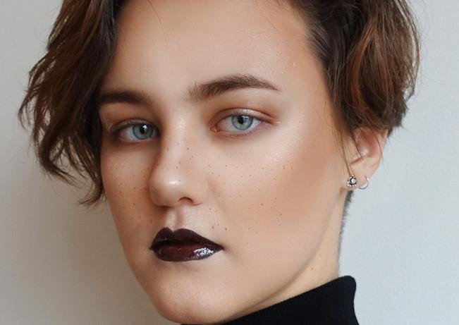 Makeup + Photography Haroz Model Daria