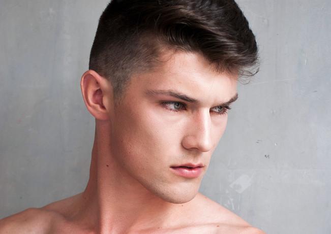 Makeup Haroz Photography JR Model Management Model Dick
