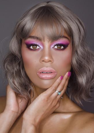 Makeup + Photography Haroz Model Tijani