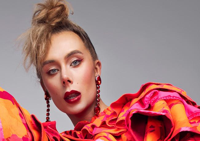 Makeup Haroz Photography Sanne Grasdijk Model Jody Rouwenhorst