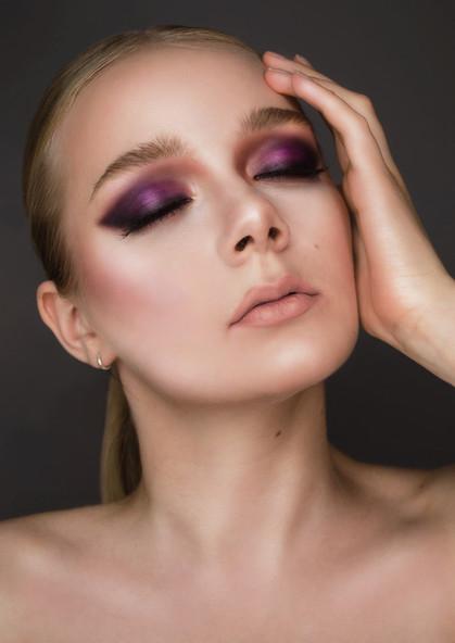 Makeup + Photography Haroz Model Daria Romanko
