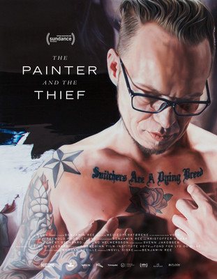 "Film.""The Painter and the Thief"": L'histoire vraie d'une amitié entre une artiste et son voleur."