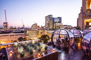 Top 5 des meilleurs Rooftops de Londres