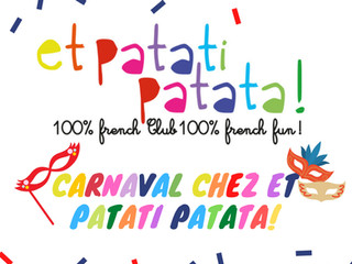 Découvrez le thème de la rentrée des classes pour l'école du Samedi Flam Et Patati Patata!