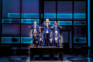 Everybody's talking about Jamie dans le West End.