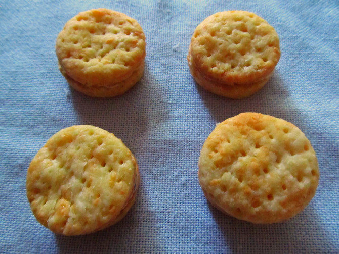 Cheddar & Chive Crackers