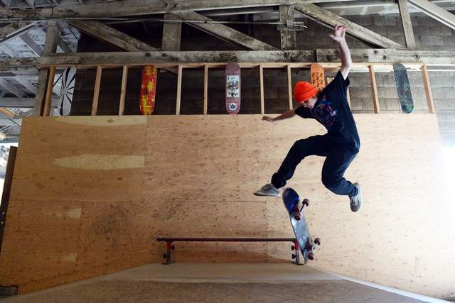 SKATEBOARD MINISTRY HONORED WITH NATIONAL GRANT (Daily Inter Lake)