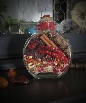 Witch Bottle - Red Hot Passion