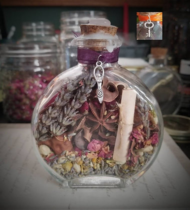 Witch Bottle - Home Blessing