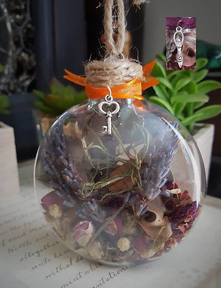 Witch Ball - Home Blessing
