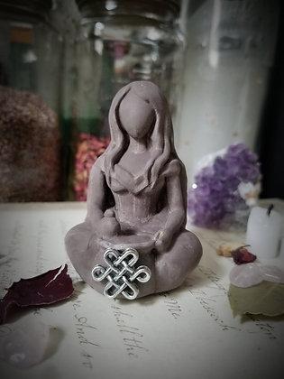 Mini Goddess Cerridwen Statue