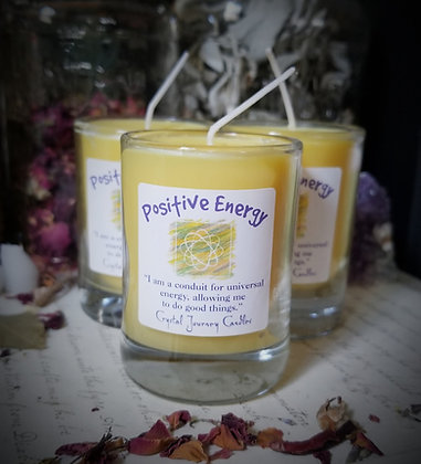 Positive Energy Candle
