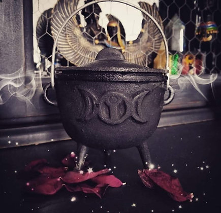 Cauldron - Triple Moon Goddess