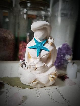 Mini Goddess Yemaya Statue