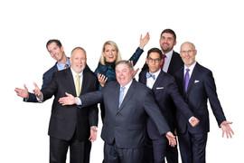 Fun executive photo