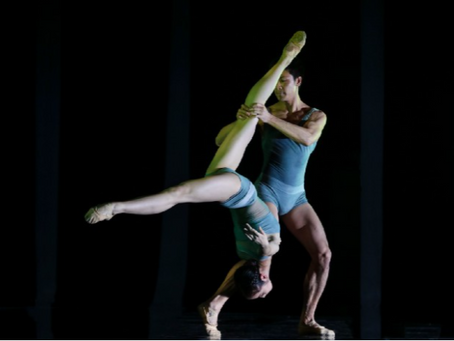 Death, The Choreography Of Guernica