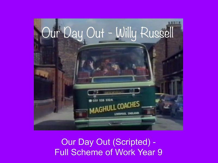 Our Day Out Scripted