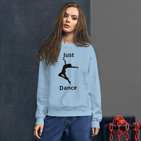 Just Dance Unisex Sweatshirt