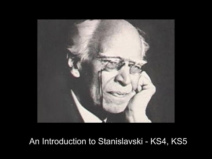 Introduction to Stanislavski
