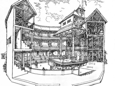 Shakespeare's Globe, A Site Of National Heritage Or A Laboratory?