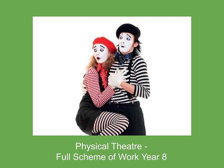 Physical Theatre and Mime