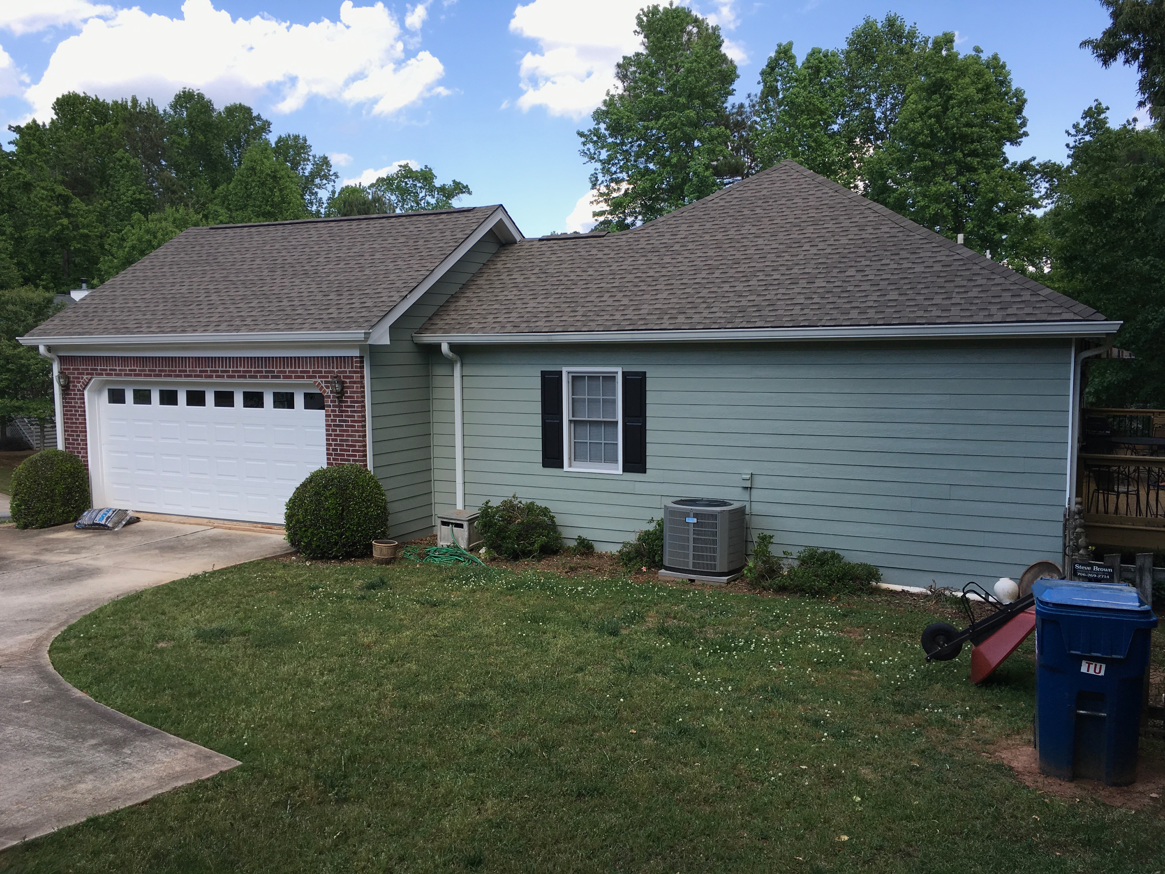 Exterior Paint in Athens, GA