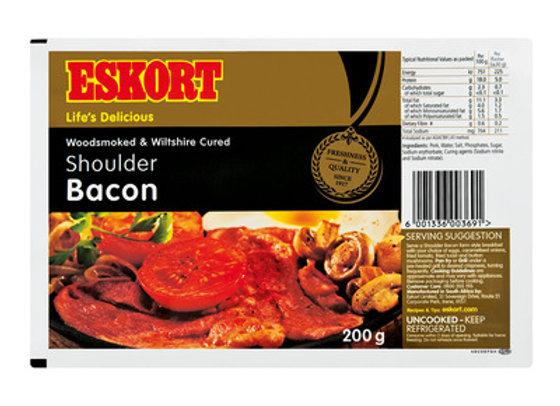 Eskort Shoulder Bacon - 200g