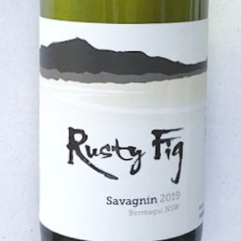 12 x Rusty Fig Savagnin 2019