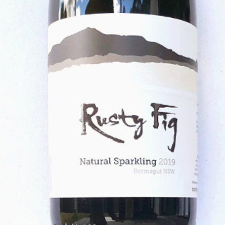 12 x Rusty Fig Natural Sparkling 2019