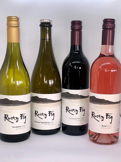 Mixed case of Wines, 12 bottles