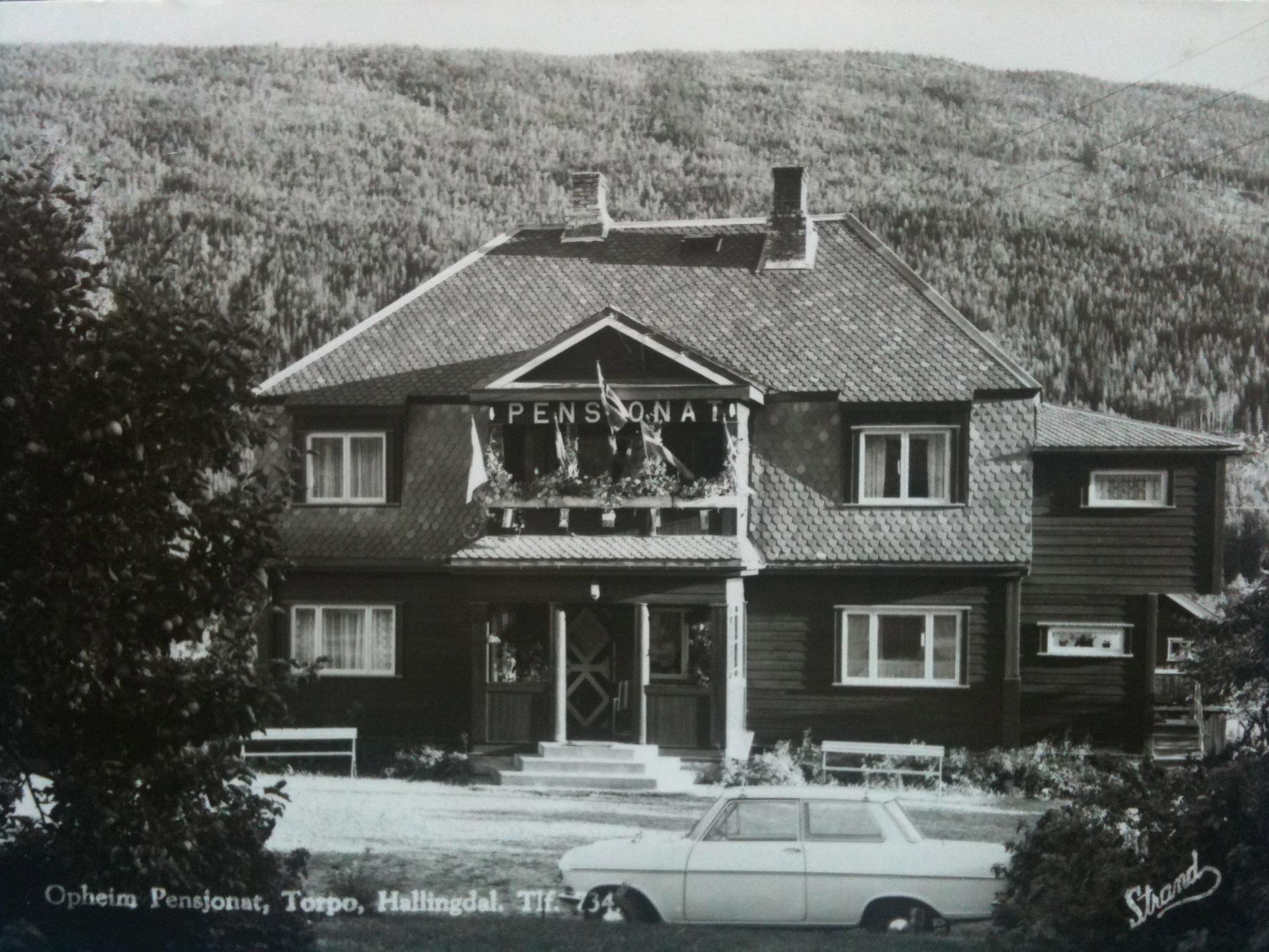 Postkort 1957 / Postcard 1957