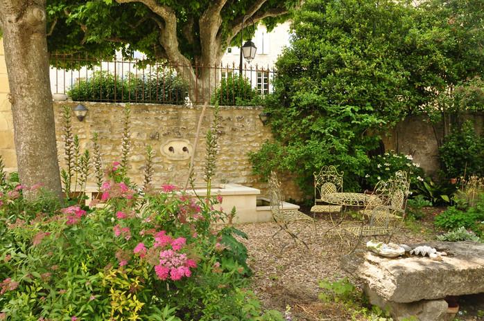 Jardin de la Rialhe