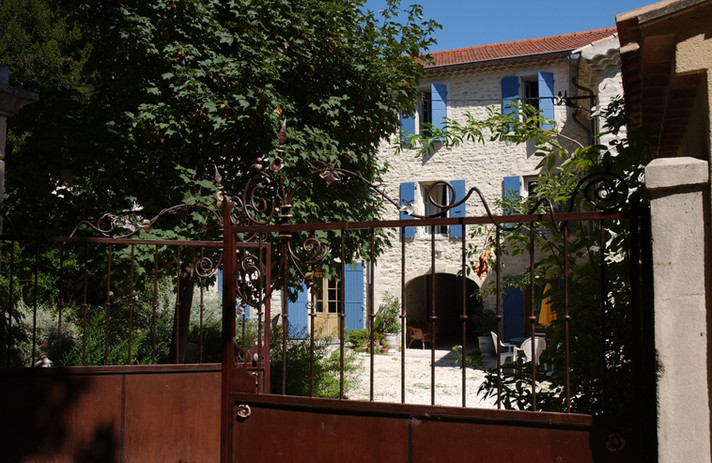 portail La Rialhe